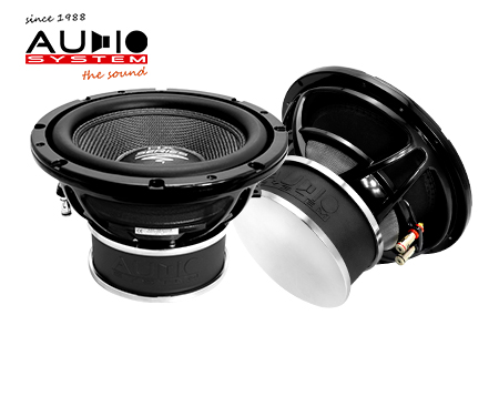 AUDIO car audio subwoofer HX-10SQ